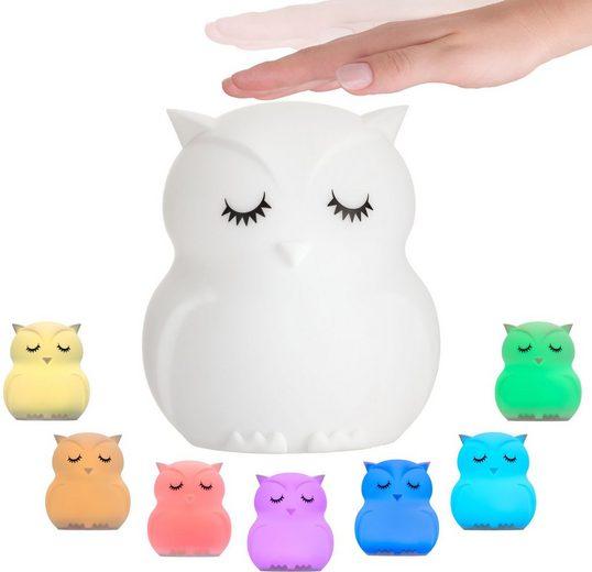 Pauleen LED Nachtlicht »Good Night Owl«