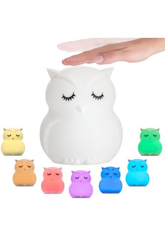 Pauleen LED naktinė lempa »Good Night Owl« Eul...