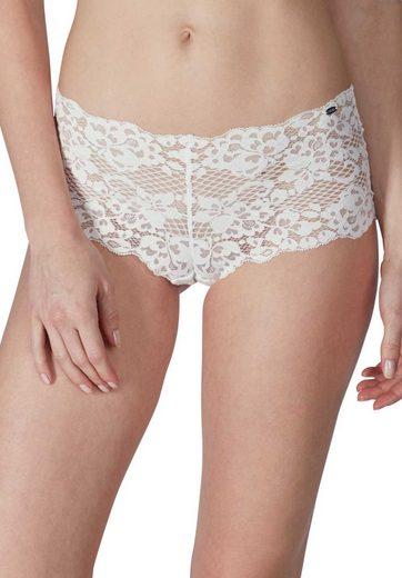 Skiny Midi Panty mit Spitzenbesatz »Soft Decor«