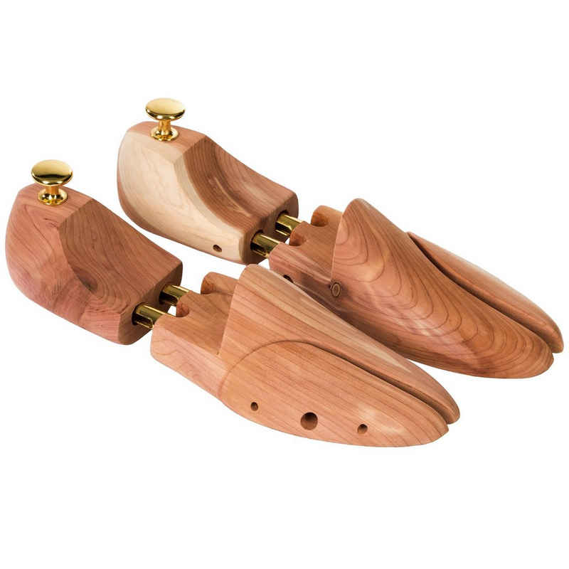 tectake Schuhspanner »Zedernholz Schuhspanner«