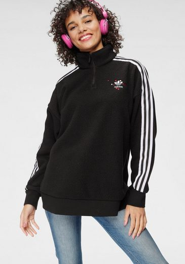 adidas Originals Sweatshirt  HALF ZIP