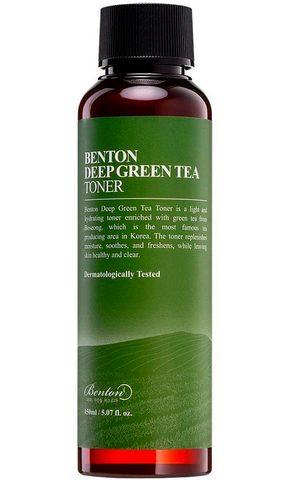 Benton Toneris »Deep Green Tea Toner«