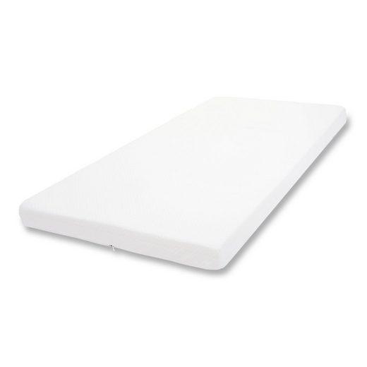 Matratzenauflage »MCW-E63-10-V«, MCW, 10 cm hoch, Textil, Memoryfoam
