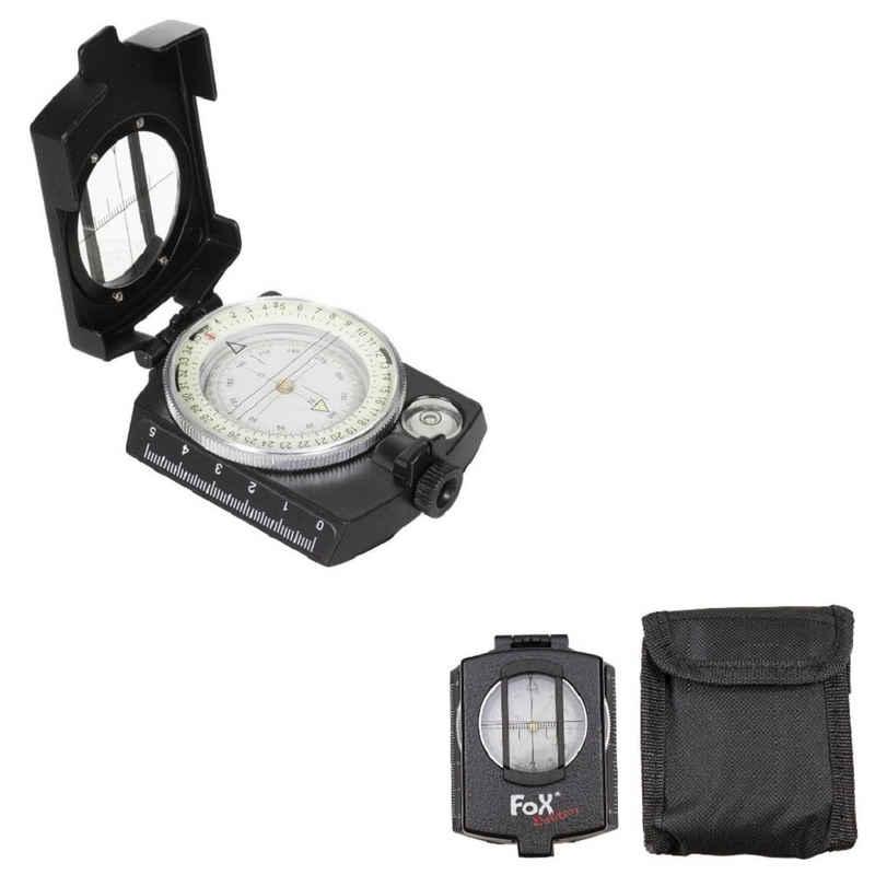 FoxOutdoor Kompass »Kompass, Precision, Metallgehäuse«