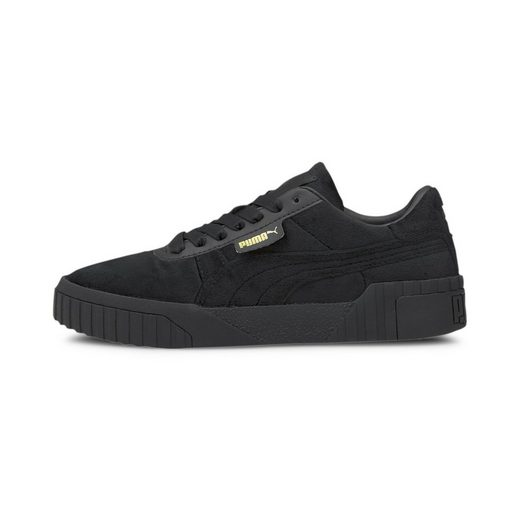 PUMA »Cali Velour Damen Sneaker« Sneaker