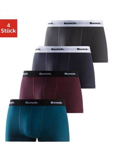 Bench. Hipster (4 Stück) mit kontrastfarbigem Bund