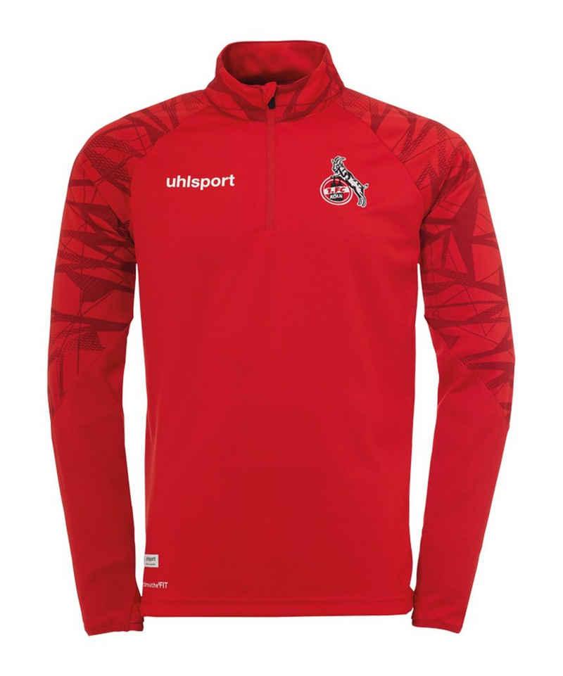 Uhlsport Sweatshirt »1. FC Köln Goal 24 HalfZip Sweatshirt«