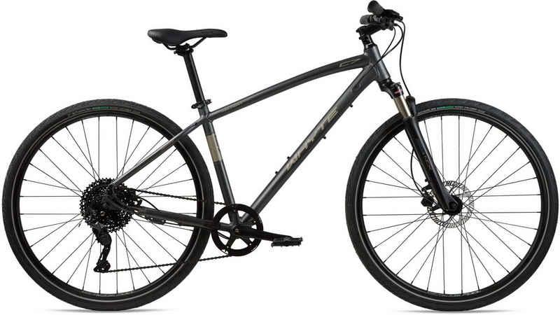 Whyte Bikes Crossrad, 10 Gang Deore Schaltwerk, Kettenschaltung