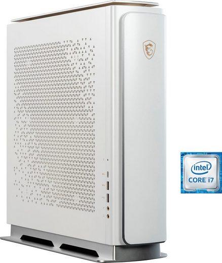 MSI Prestige P100A 9SE-063DE Gaming-PC (Intel® 9700F Core i7, RTX 2080 SUPER, 64 GB RAM, 2000 GB HDD, 1000 GB SSD, Luftkühlung, inkl. Office-Anwendersoftware Microsoft 365 Single im Wert von 69 Euro)