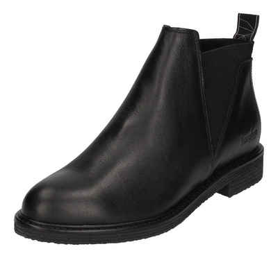 HUB »Evora« Chelseaboots Black