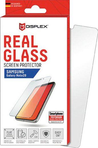 Displex »Real Glass 3D für Samsung Galaxy Note20« für Samsung Galaxy Note20, Displayschutzglas, 1 Stück