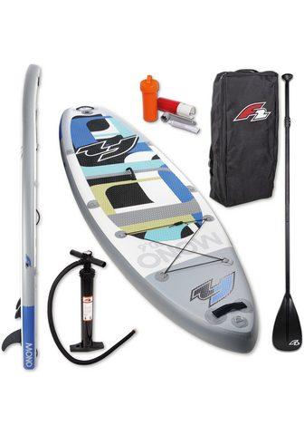 F2 Inflatable SUP-Board » Mono« (Set 5 tl...