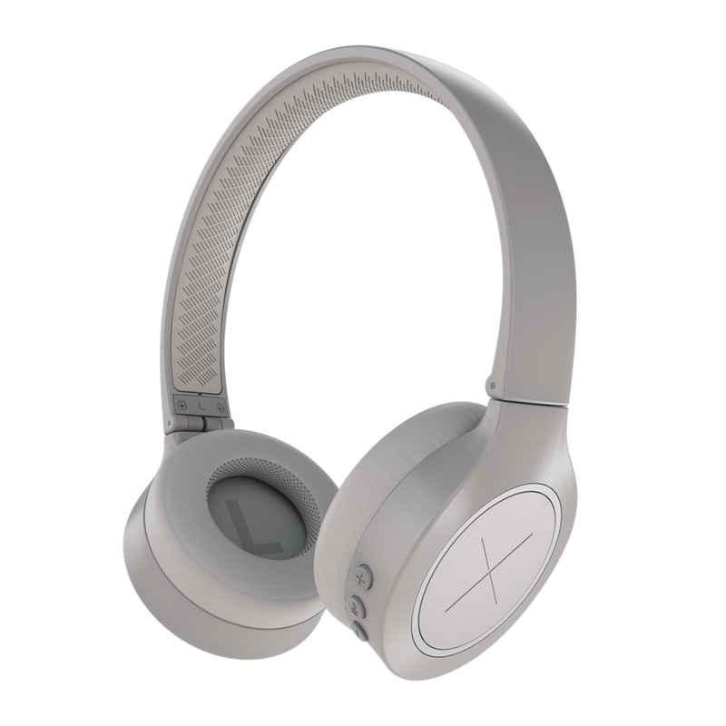 Kygo »A3/600 BT« On-Ear-Kopfhörer (Bluetooth, 23 Stunden Akkulaufzeit, integriertes Mikrofon, 40mm-Treiber, AAC Sound-Qualität)