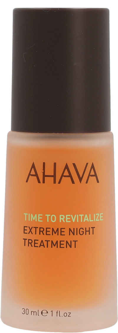 AHAVA Nachtserum »Time To Revitalize Extreme Night Treatment«