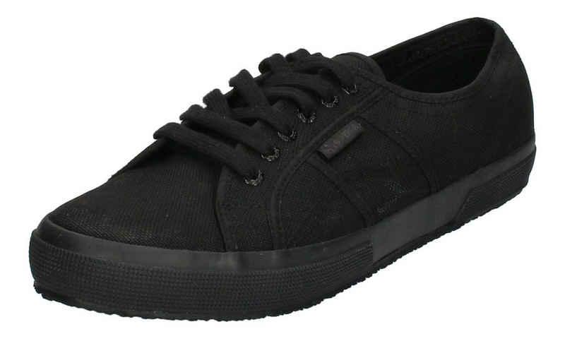 Superga »Cotu Classic« Sneaker Schwarz 997