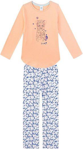 Sanetta Schlafanzug »Schlafanzug für Mädchen«