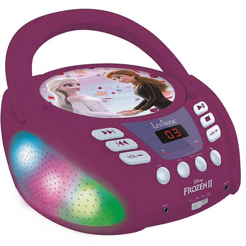 Lexibook® »Paw Patrol - Bluetooth-CD-Player« CD-Player