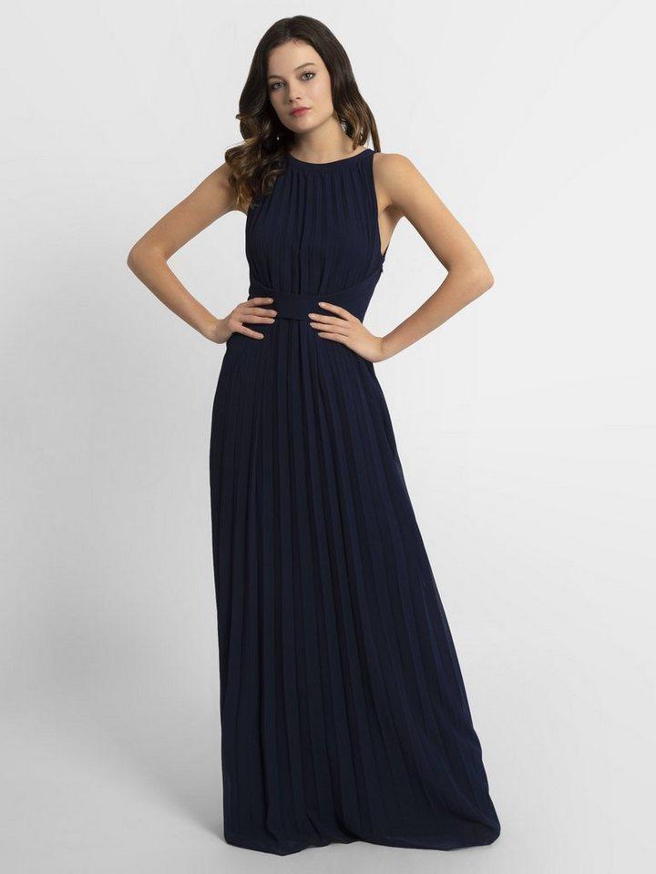 apart -  Abendkleid »Abendkleid« aus plissiertem Chiffon