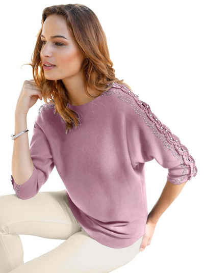 Lady 3/4 Arm-Pullover »Pullover«