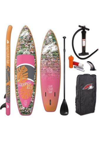 F2 Inflatable SUP-Board »Happiness Woman«...