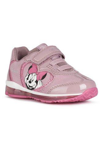 Geox Kids »Disney Blinkschuh TODO GIRL« Sneaker ...