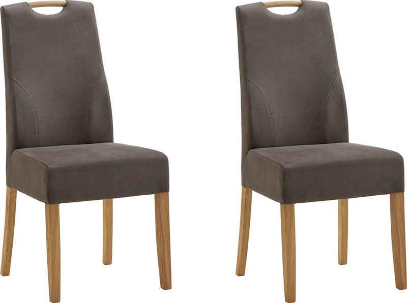 NIEHOFF SITZMÖBEL Esszimmerstuhl »Top Chairs«, Griff im Rücken, 2er-Set