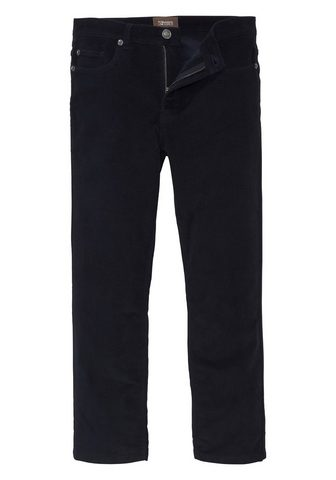 Man's World Velvetinės kelnės im 5 Pocket Style