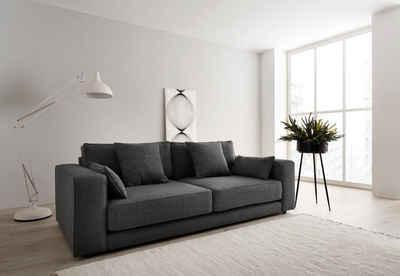 OTTO products 2-Sitzer »Grenette«, Modulsofa, im Baumwoll-/Leinenmix oder umweltschoned aus 70% recyceltem Polyester, Federkern