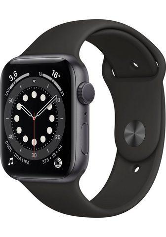 Apple Series 6 GPS Aluminiumgehäuse su Sport...