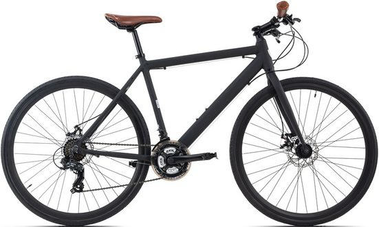Adore Urbanbike »Velocity«, 21 Gang Shimano Tourney Schaltwerk, Kettenschaltung