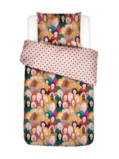 Bettwäsche »We Got This«, Covers & Co, aus GOTS-zertifiziertem Baumwollperkal