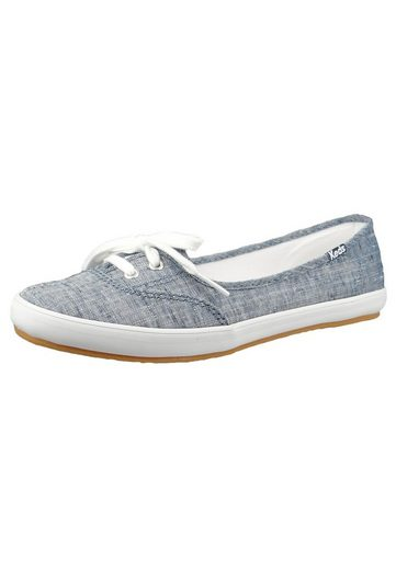 Keds »WF62610 Teacup Chambray LT Blue« Sneaker