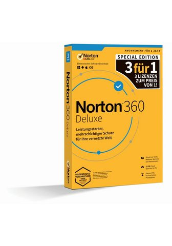 Norton Box-Pack 1 Jahr - 3 Gerätete (Virenpro...
