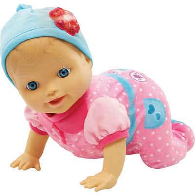 Vtech® Babypuppe »Little Love - Krabbel mit mir-Lilly«