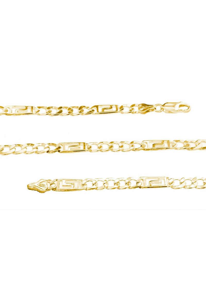 Firetti Gliederkette »Figarokettengliederung, ca. 5,8 mm breit«