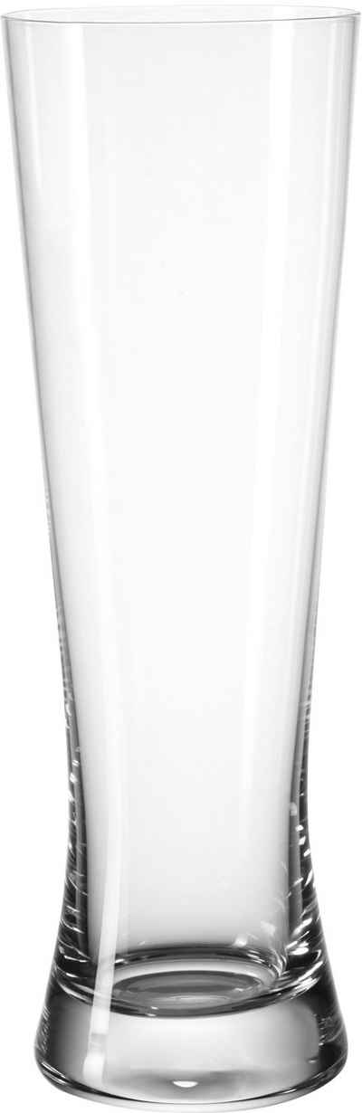 LEONARDO Bierglas »Bionda Bar«, Glas, 500 ml, 6-teilig