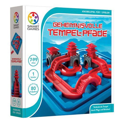 Smart Games Spielesammlung, Solitärspiel »Geheimnisvolle Tempelpfade«