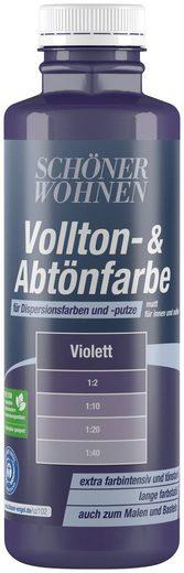 SCHÖNER WOHNEN-Kollektion Wandfarbe »Voll- und Abtönfarbe«