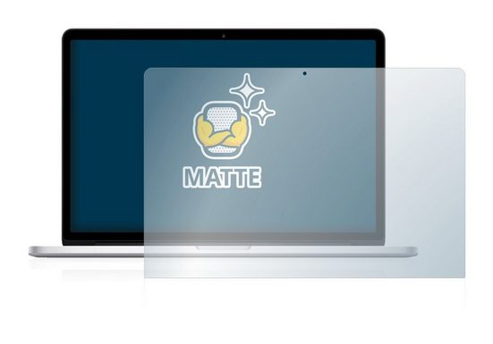 """BROTECT Schutzfolie »für Apple MacBook Pro 15"""" 2017«, Folie Schutzfolie matt entspiegelt"""