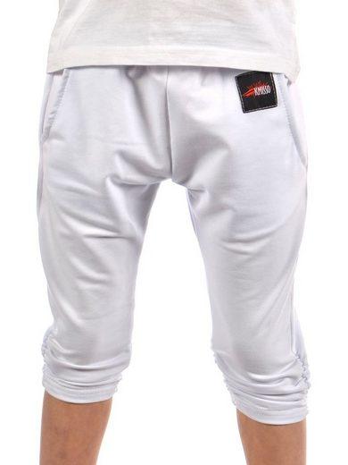 KMISSO Shorts »Mädchen Capri Hosea« (1-tlg) casual