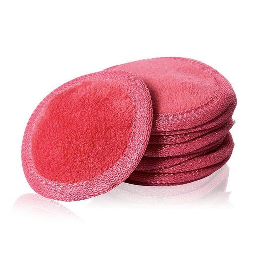 Hometex Premium Textiles Abschminkschwamm »Make-Up Entferner Tuch, Mikrofaser Abschminktücher fürs Gesicht, Nachhaltiges Microfaser Gesichtsreinigungstuch ideal für sensible Haut, Waschbar und wiederverwendbar«, 10 tlg., nachhaltig