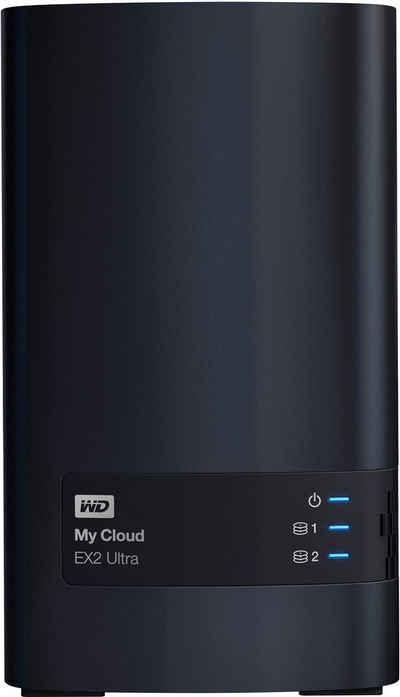 WD My Cloud EX2 Ultra 32TB NAS-Server
