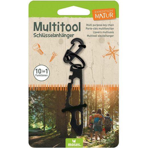 moses Spiel, »Expedition Natur: Multitool Schlüsselanhänger«