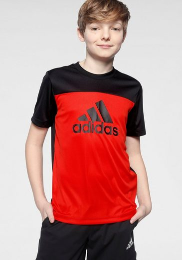 adidas Performance Trainingsshirt »YOUNG BOY TRAINING EQUIPMENT TEE«