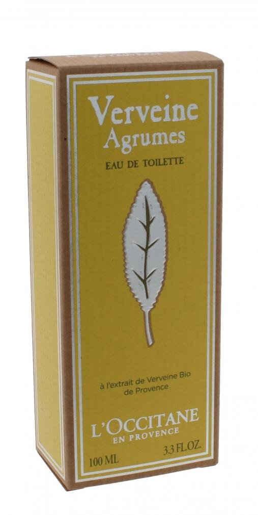L'OCCITANE Eau de Parfum »L'Occitane Verveine Agrumes Edt Spray 100ml«