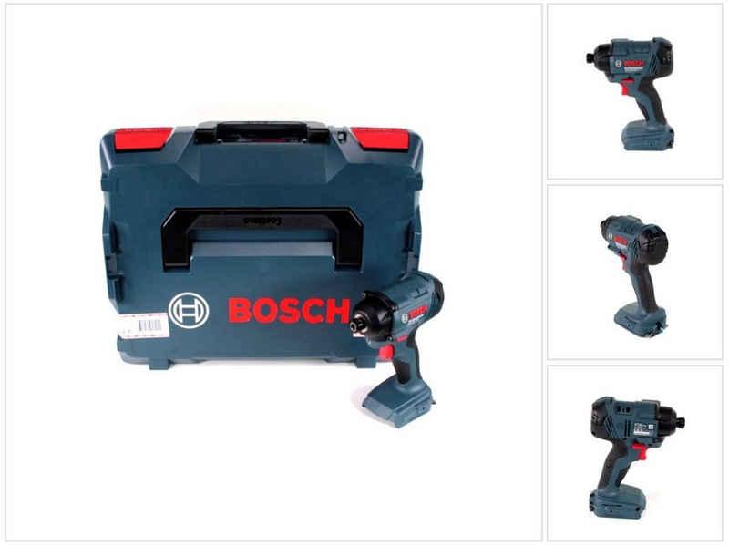 Bosch Professional Akku-Schlagschrauber »Bosch GDR 18V-160 Akku Drehschlagschrauber 18V 160Nm + L-Boxx - ohne Akku und Ladegerät«