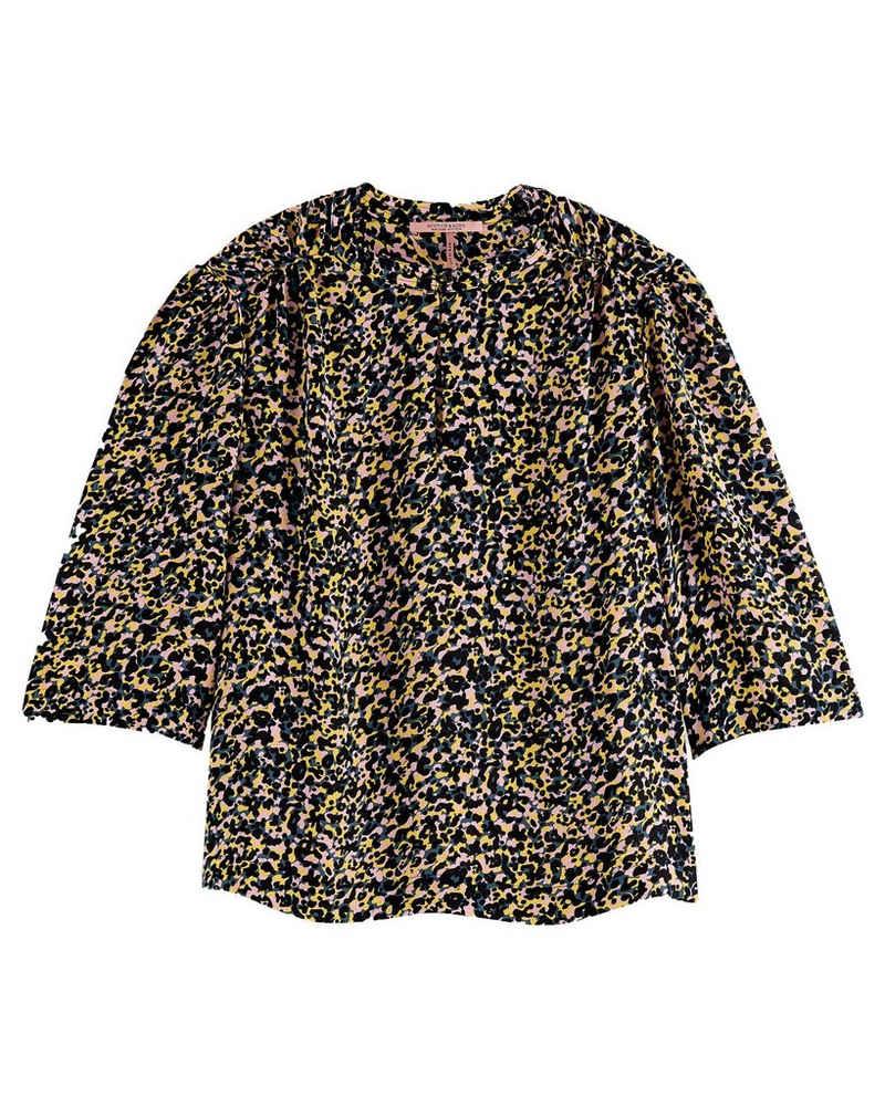 Scotch & Soda T-Shirt »Damen Shirt 3/4-Arm«