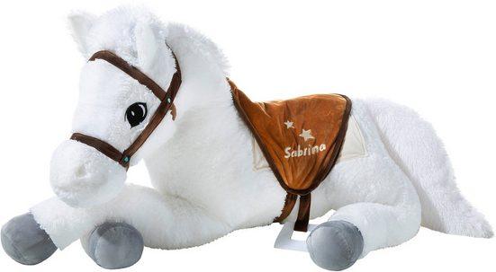 Heunec® Kuscheltier »Bibi & Tina Pferd Sabrina XXL soft«