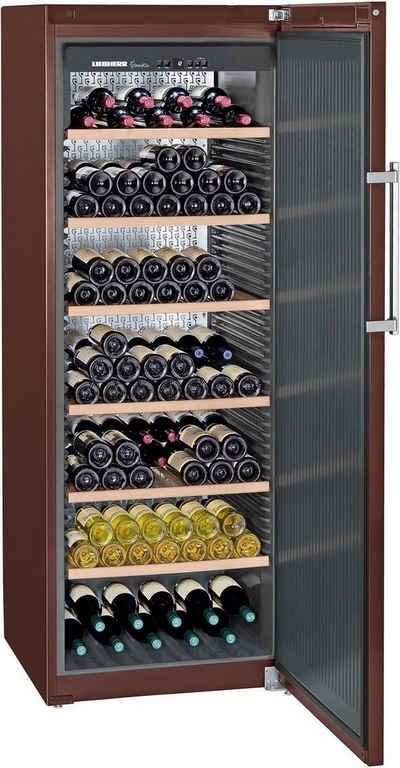 Liebherr Weinkühlschrank WKt 5551-22, für 253 Standardflaschen á 0,75l