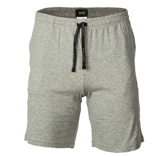 Boss Loungehose »Herren Hose kurz - Mix & Match Short, Loungewear,«